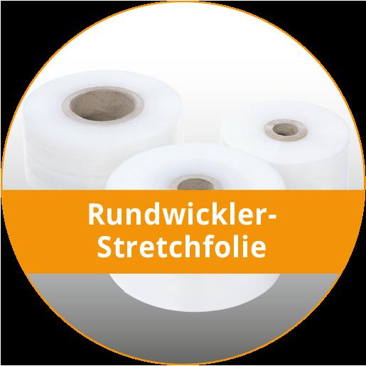 Rundwickler-Stretchfolie