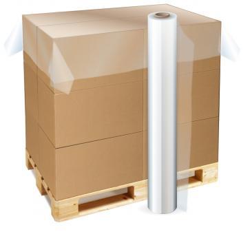LDPE-Abdeckblätter, 1200x1600mm, 20my, transparent