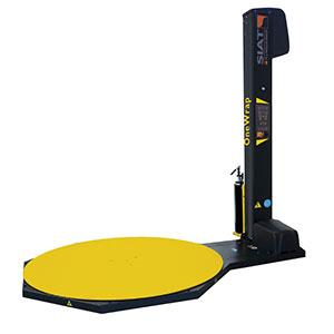 Halbautomatischer Stretchwickler SFP 10080 - Stretchmaschine